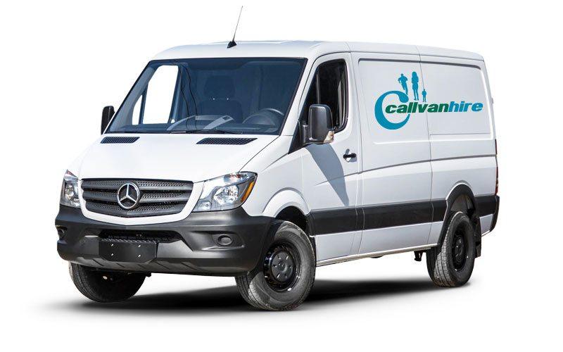 Mercedes High Cube Van Hire