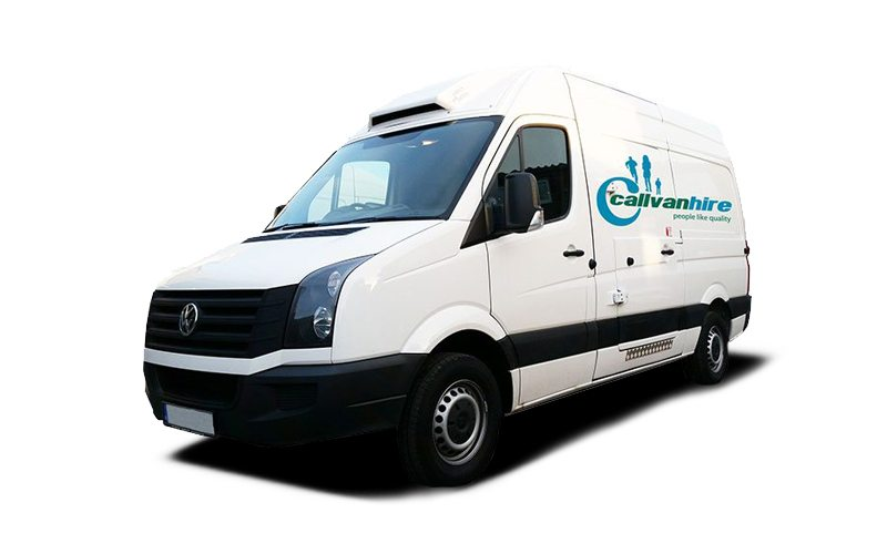 Refrigerated Freezer Van Hire