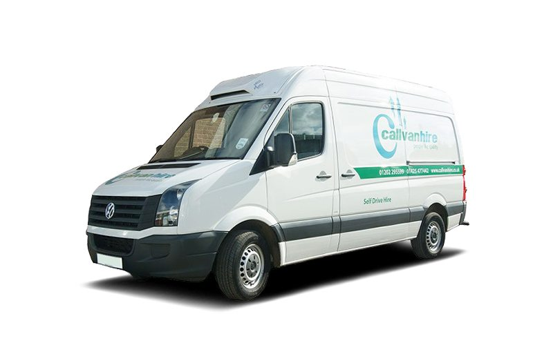 VW Refrigerated Van Hire