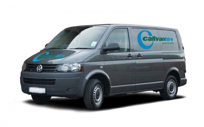 Small VW Transporter Van Hire
