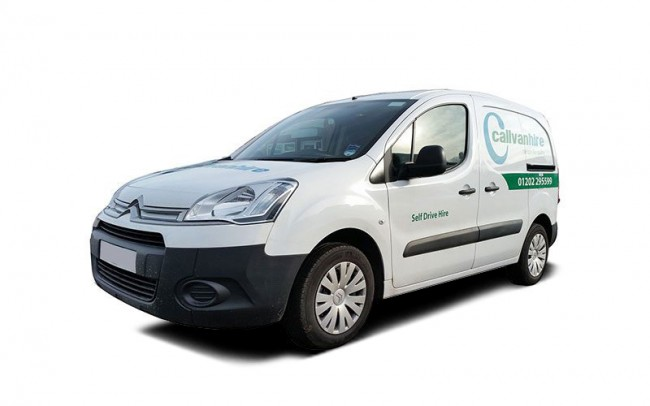 citreon berlingo van hire