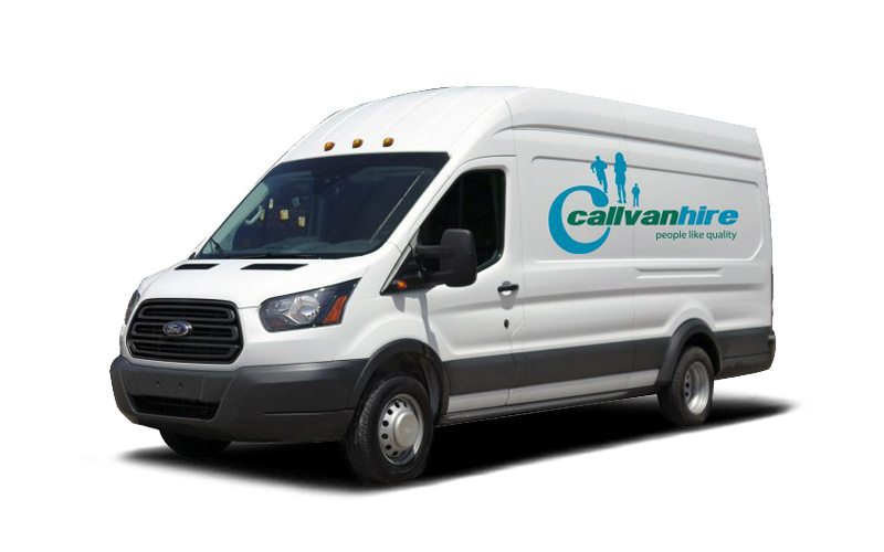 Ford Transit High Top Van Hire