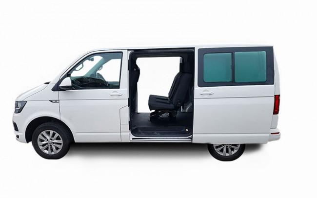 V5 Transporter White
